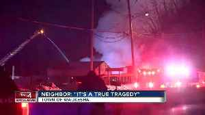 A father and two children killed in Waukesha house fire [Video]
