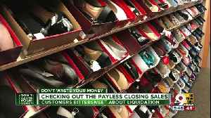 Don't Waste Your Money: Are Payless closing sales worth it? [Video]