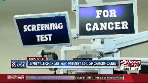 Health News 2 Use: Lifestyle changes may prevent cancer [Video]