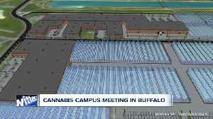 Flora Buffalo hosts forum about proposed cannabis campus [Video]