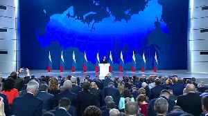 News video: Putin: We'll aim new weapons at U.S. if Washington deploys missiles in Europe