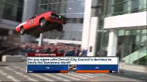 Detroit City Council rejects permit to perform Smokey and the Bandit car jump before Autorama [Video]