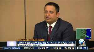 Jury selection to begin Thursday in trial of former Palm Beach Gardens officer Nouman Raja [Video]