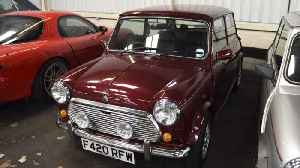 Very Mini Mileage! Classic Car Which Has Only Done 16 Miles In 30 Years Set To Sell For £15K [Video]