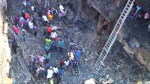 At least 70 killed in major Bangladesh blaze [Video]