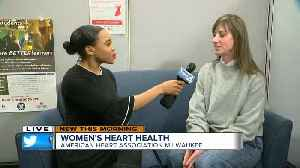 Healthy hearts for women [Video]