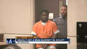Man accused of killing DPW worker appears in court [Video]