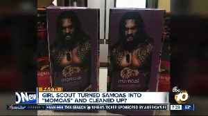 """Girl Scout turned her Samoas into """"Momoas?"""" [Video]"""