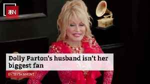Dolly Parton's Five Decade Husband Isn't Quite A Fan Yet [Video]
