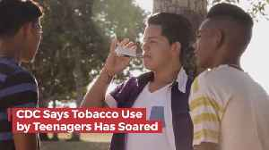 Teenagers Are Smoking More [Video]