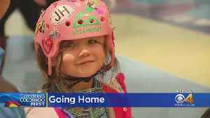 6-Year-Old Charlee Shaw Leaves Hospital After Christmas Eve Crash [Video]