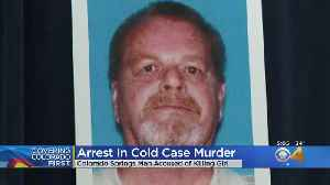 Colorado Springs Man Arrested In 45-Year-Old California Cold Case [Video]