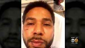 'Empire' Actor Jussie Smollett May Face Felony Charge In Alleged Attack [Video]