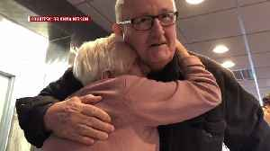 Woman Meets Brother Who Was Adopted Nearly 80 Years Ago [Video]