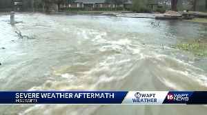 Severe weather brings flooding [Video]