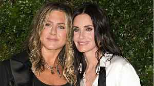 Courteney Cox Talks About Her Flight Disaster [Video]
