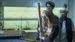 'Happy Death Day 2U' Stars Jessica Rothe, Israel Broussard Say a Sequel Wasn't Supposed to Happen | In Studio [Video]