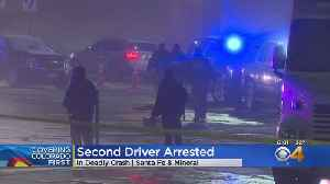 Second Suspect In DougCo High Speed Chase Arrested [Video]