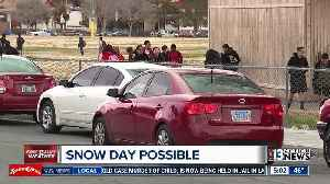 Child care issues in the event of a snow day [Video]
