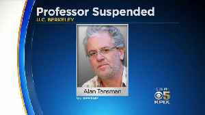 UC Berkeley Releases Details About Suspended Professor Accused Of Harassment [Video]