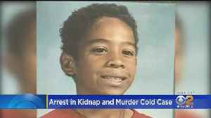 Man Arrested In 1990 Kidnapping, Murder Of 11-Year-Old Inglewood Boy [Video]