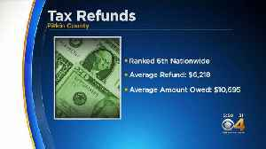 Pitkin County Among The Top For Average Tax Refunds [Video]