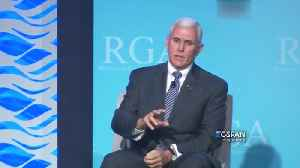 Flashback to Mike Pence Caring About Presidential Overreach in 2014 [Video]