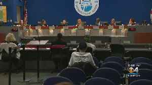 News video: Broward School Board Passes Two Major Safety Changes Recommended By MSD Commission
