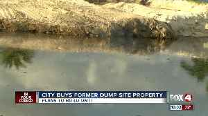 City completes controversial land purchase [Video]