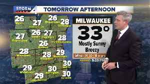 Nicer weather on the way for Thursday [Video]