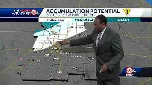 Warmer Thursday; Changes ahead this weekend [Video]