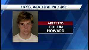 UCSC student charged with creating drug app [Video]
