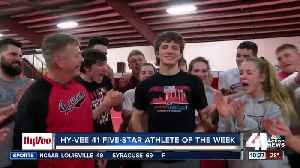 Lawson wrestler Tyler Ross wins second state title [Video]