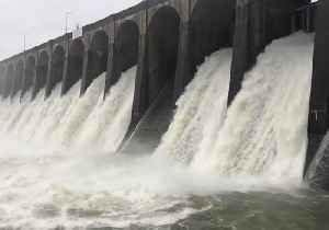 Millions of Gallons Gush Out of Wilson Dam After Intense Rainfall in Northern Alabama [Video]