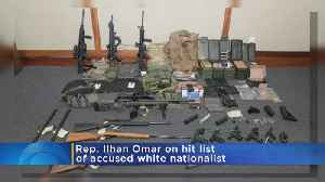 Rep. Ilhan Omar Among Targets Of Coast Guard Member [Video]