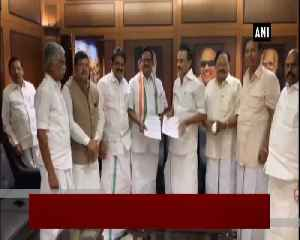Congress, DMK announce pre-poll alliance for Lok Sabha elections in TN [Video]