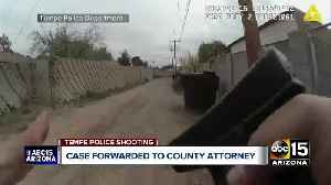 Fatal Tempe police shooting of teen sent to county attorney [Video]