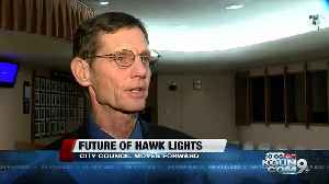 Tucson City Council votes on change to implement HAWK lights [Video]