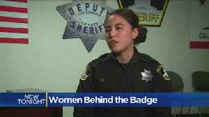 Female Sheriff's Deputy Reacts To Body Cam Footage [Video]