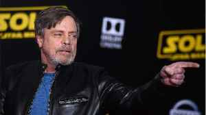 Photo Of Mark Hamill Wearing Rare Chewbacca Mask Appears On Twitter [Video]