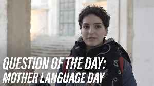 What the world thinks is the best language to speak [Video]