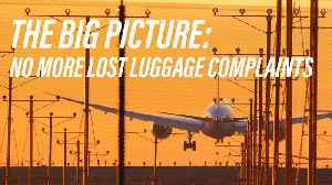 You'll never lose your luggage again [Video]