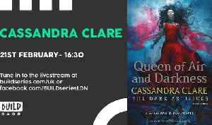 Live From London - Cassandra  Clare [Video]