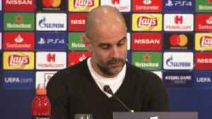 Pep: We're not ready to challenge for CL [Video]