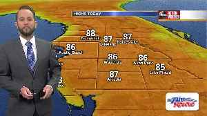 Florida's Most Accurate Forecast with Jason on Thursday, February 21, 2019 [Video]