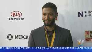Actor Jussie Smollett Charged In