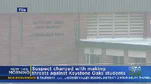 Suspect Charged With Making Threats Against Keystone Oaks Students [Video]