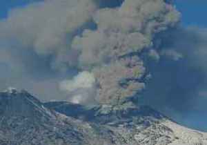 Ash Clouds Spew From Mount Etna as Activity Continues [Video]