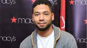 Jussie Smollett Turns Himself In [Video]