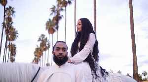 How to Get Power Couple Style, According to Nipsey Hussle and Lauren London [Video]